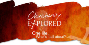 Christianity Explored. One life. What's it all about?