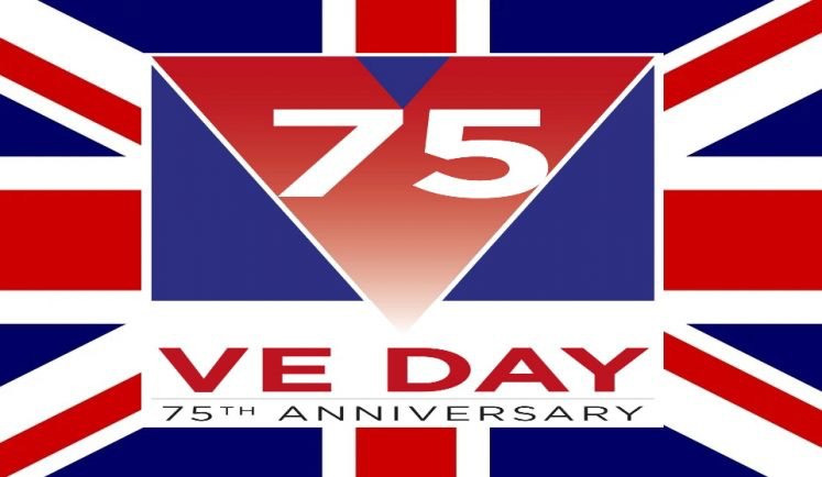 Service for 75th Anniversary of VE Day