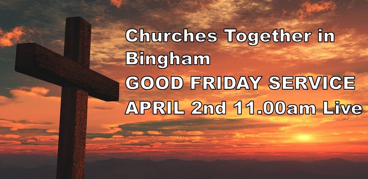Good Friday – Live Stream Service